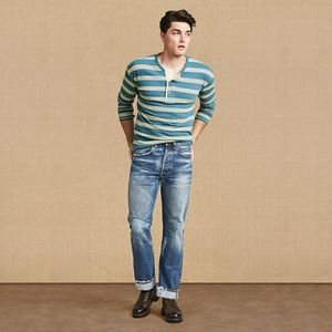 Levi's Vintage Clothing 1947 501 Selvedge Jeans 34
